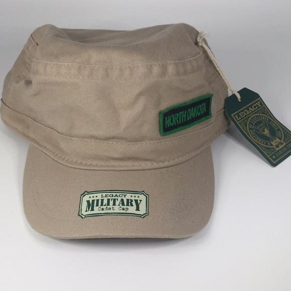 Legacy Other - Legacy North Dakota Military Cadet Hat NWT